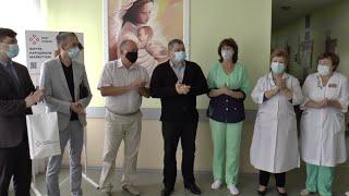 КДЦ «Фармбіотест» спільно з Рубіжанською міською радою розпочинають благодійний проєкт розширеного неонатального скринінгу  «BABY SCREEN»