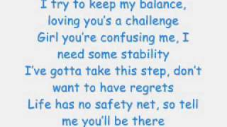Jls TightRope Lyrics