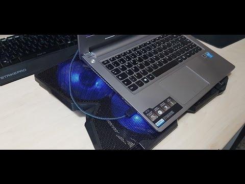 Base raffreddamento per PC (Notebook  Macbook)