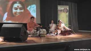 Qawwali Mata Ki Deewani by Anandita Basu in Moscow, Russia - Каввали Мата Ки Дивани