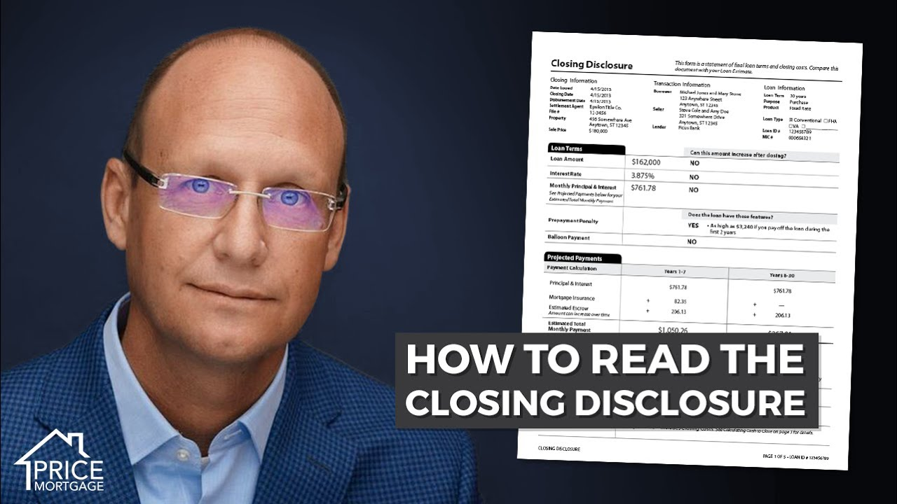 Closing Disclosure