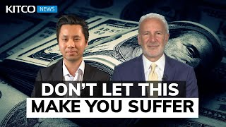 Peter Schiff: Fed will 'wipe out' many investors; gold to return as reserve currency