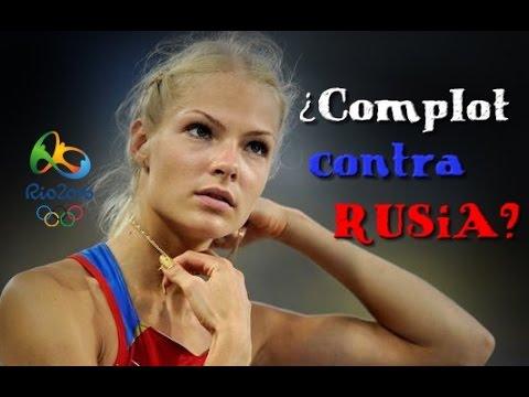 Juegos Olimpicos ¿sin Rusia? | Las razones ocultas | Olympics without Russia?