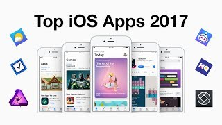Top 10 iOS Apps of 2017