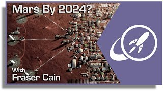SpaceX Goes All In On The Big Freaking Rocket. Humans To Mars by 2024? | Kholo.pk