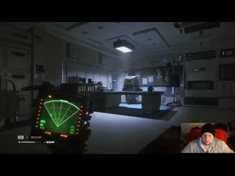 Alien isolation - part 8 - turns out you can hold your breath