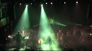 Heilung   Krigsgaldr (Live In Moscow 19.04.2019, Arbat Hall)