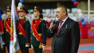 Московский вызов 2017 по Тхэквондо МФТ