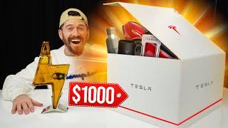 I Bought A $1,000 Tesla Box On Ebay!!