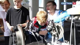 Юидовцы обучаются компетенции «Ремонт и обслуживание легковых автомобилей» в ВДЦ «Смена»