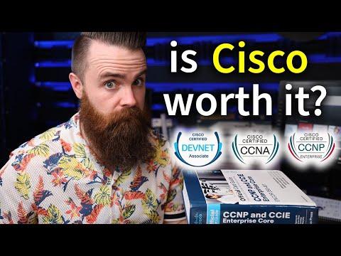 should you get a Cisco certification? CCNA? CCNP? // A DEBATE ...