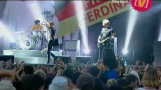 Franz Ferdinand - This Fire (Live at Big Day Out 2006)