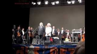 Angelo Branduardi - Innisfree l'isola sul lago - LIVE Bologna 2012