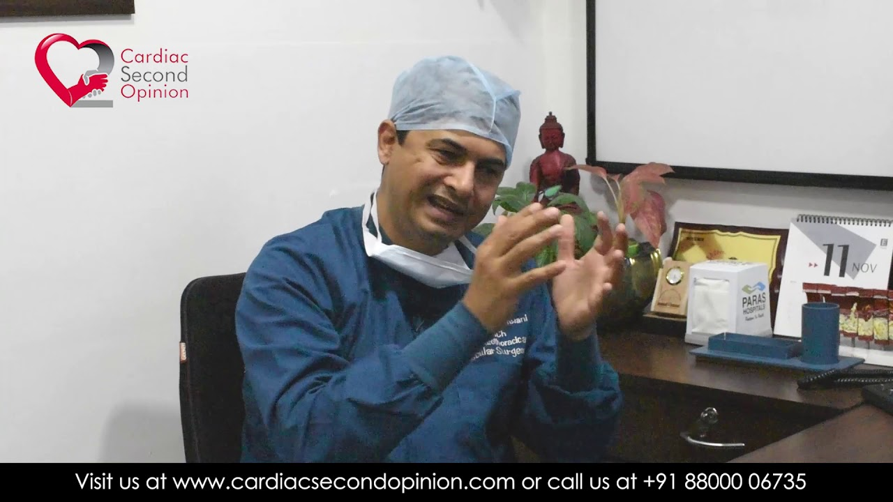 What is Cardiac second opinion and its importance briefly explained by Dr. Mahesh Wadhwani.