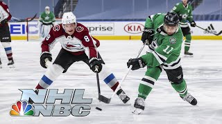 NHL Stanley Cup Round Robin: Avalanche vs. Stars | EXTENDED HIGHLIGHTS | NBC Sports