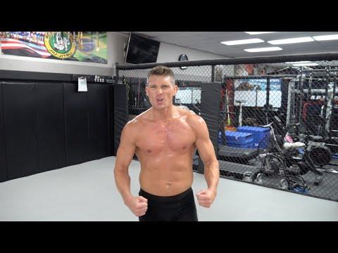 MMA Workout: S & C Routine Of The UFC's Stephen Wonderboy Thompson