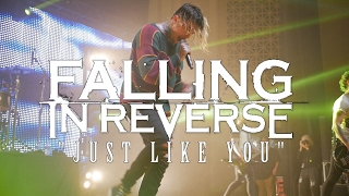 """Falling In Reverse - """"Just Like You"""" (Live) 