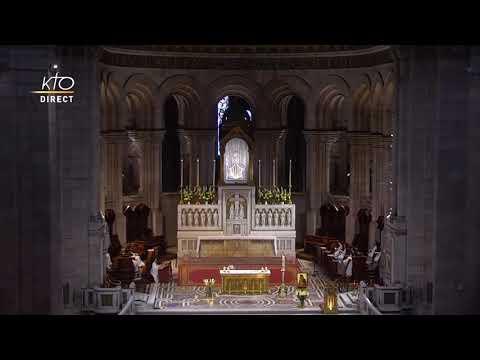 Prière du Milieu du jour du 6 mai 2021 des Bénédictines du Sacré-Coeur de Montmartre