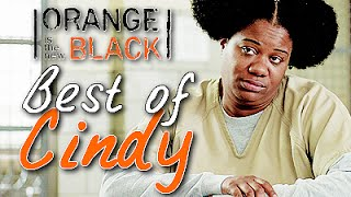 Orange Is The New Black • The best of Cindy (Season 3)
