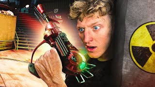 COLD WAR ZOMBIES - RAY GUN & EASTER EGG With NoahJ456