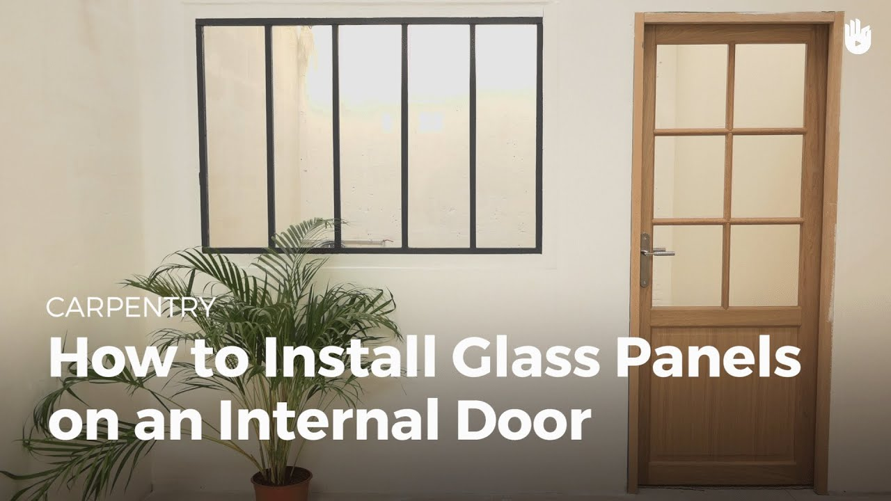 How to install interior french doors household diy - How to hang interior french doors ...
