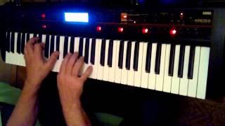 Korg Kross Piano (great)