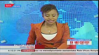 Waziri wa usalama Fred Matiang'i akutana na makamishna wa polisi kuhusu uchaguzi: Mbiu ya KTN