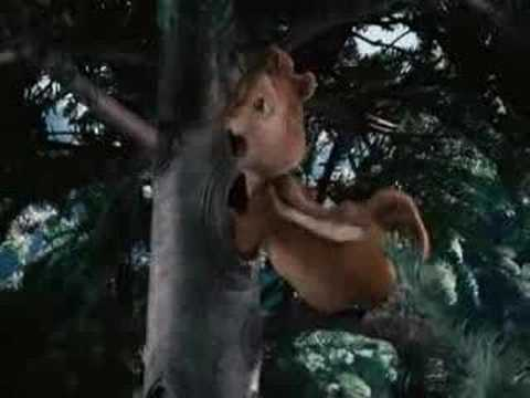 Bad Day movie scene from Alvin and the Chipmunks