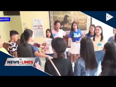 Campaign vs teenage pregnancy launched in Caraga
