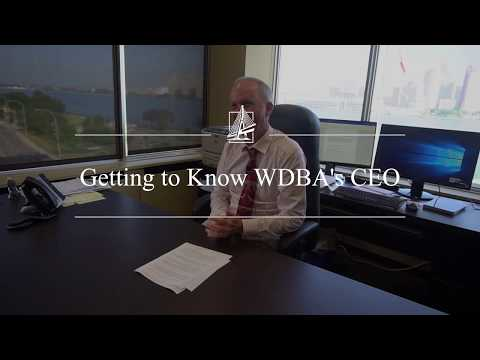 Getting to Know WDBA's CEO 2019
