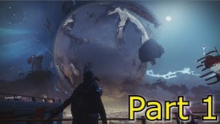 Destiny 2 Part 1 - Staby Staby