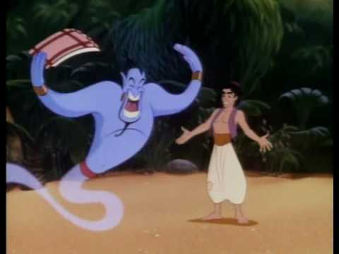the adventures of aladdin the brothers grimm