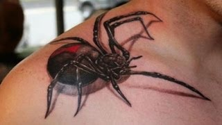 Best 3D Tattoos In The World HD [ Part 2 ]  Amazing Tattoo Designs
