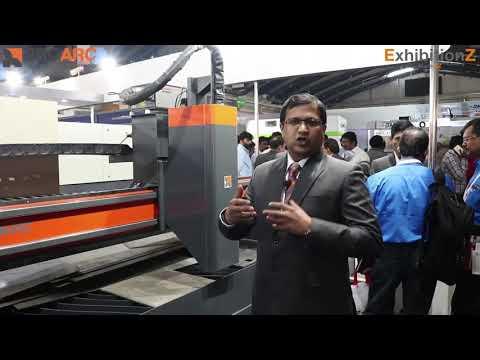 Stainless Steel Plasma Cutting Machine