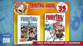 Fairy Tail - Hachette grand format