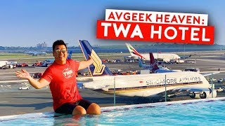 AvGeek Heaven: TWA Hotel