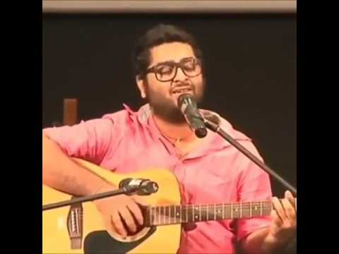 Kabira Arijit Singh- unheard at programme