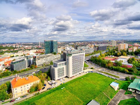 Pronájem kanceláře 490 m2 Vyskočilova, Praha