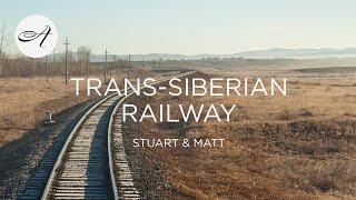 My travels along the Trans-Siberian Railway