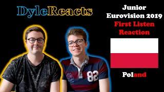 Junior Eurovision 2019   Poland   REACTION #DyleReacts