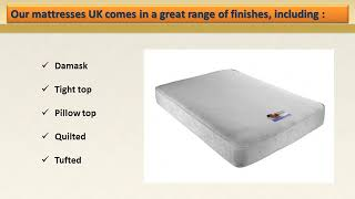 Choosing the Best Mattress Type