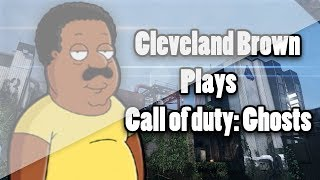 cleveland brown sings on cod ghost