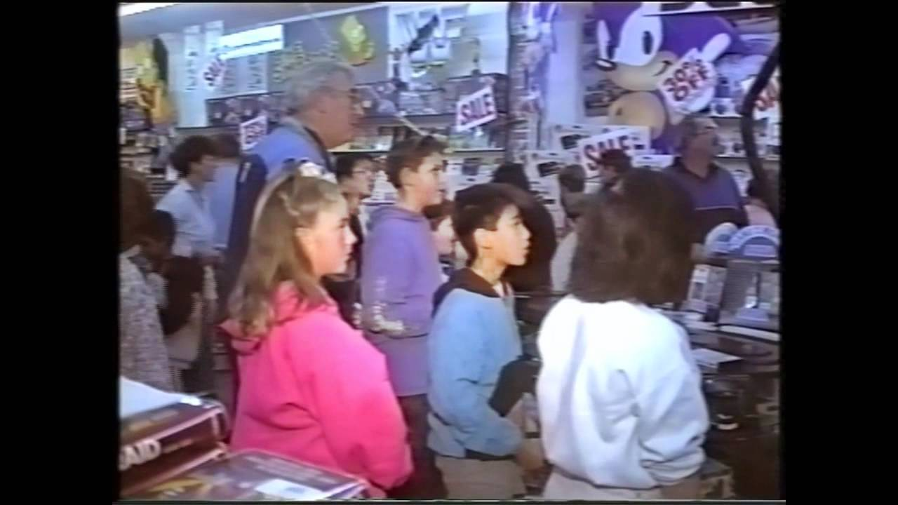 Remember When Australian Game Stores Used To Look Like This?