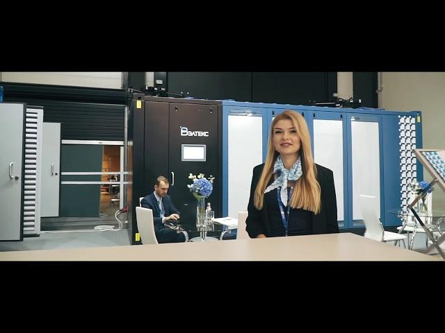 Компания «ВЭЛТЕКС» знакомила со своими инновациями на Международном газовом форуме!