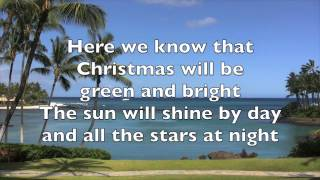 "Christafari--""MELE KALIKIMAKA"" (Lyric Video) Reggae Christmas"