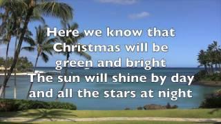 "Christafari--""MELE KALIKIMAKA"" (Lyric Video) Reggae Christmas"