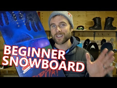 Tips For Buying The Perfect Beginner Snowboard