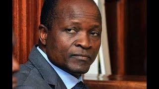 Migori governor Okoth Obado asks court to return his passport