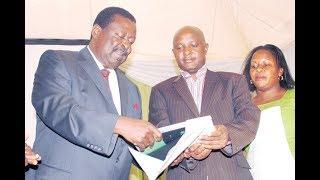 Nominated MP Godfrey Osotsi 'extends olive branch' to Musalia Mudavi's ANC