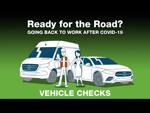 How to check your vehicle after COVID isolation
